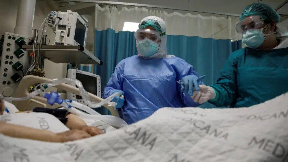 Κορωνοϊός: Η μετάλλαξη Δέλτα διπλασιάζει τον κίνδυνο νοσηλείας σε σχέση με την Άλφα