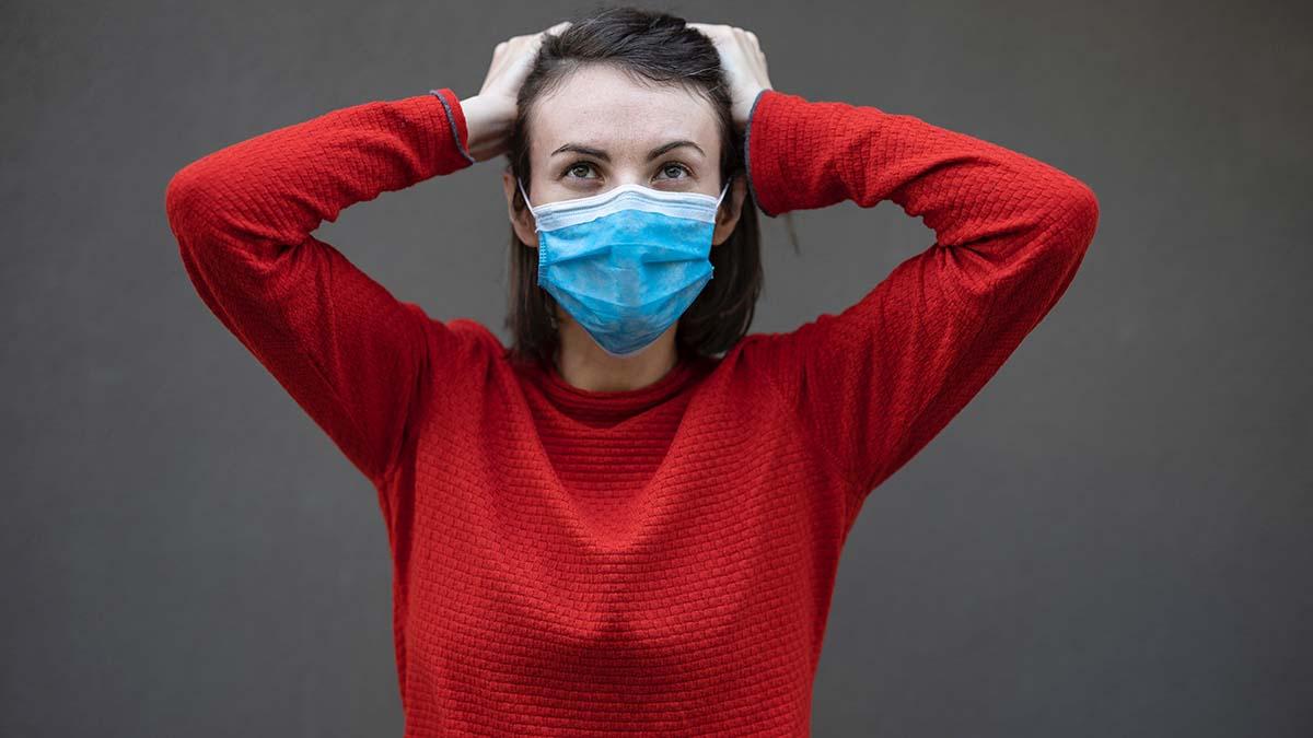 Κορωνοϊός: Να πώς θα μειώσετε κατά 50% τον κίνδυνο παρατεταμένης νόσησης