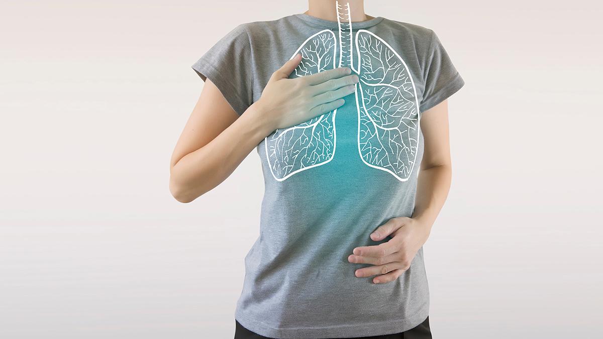 Πνεύμονες: Η αδιόρατη αλλαγή που αυξάνει τον κίνδυνο αιφνίδιου καρδιακού θανάτου