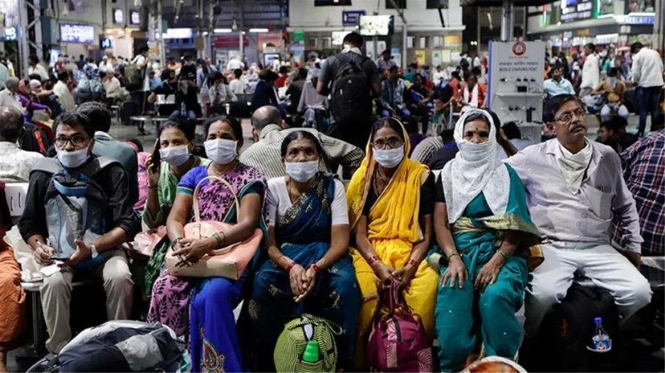 Κορωνοϊός – Ινδία: Περισσότερα από 27.000 κρούσματα και 284 θάνατοι το προηγούμενο 24ωρο