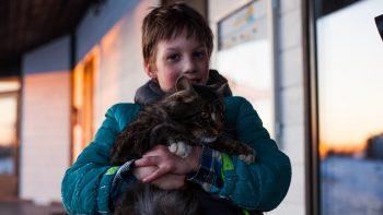 Αυτισμός: Το κατοικίδιο που κάνει τα παιδιά να νιώθουν καλύτερα
