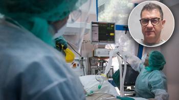 Σε μας έτυχε να νοσηλεύουμε ασθενείς που σώθηκαν από «μαντζούνια» και «μάγια», λέει πνευμονολόγος στο «Σωτηρία»