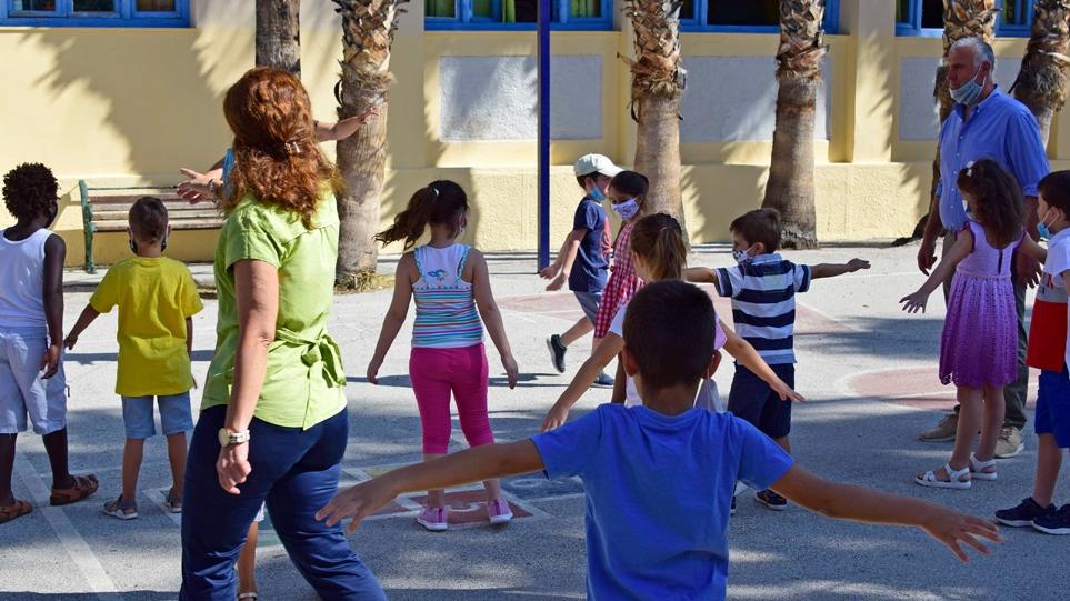 «Συναγερμός» για τη διασπορά του κορωνοϊού στα παιδιά: Συρροή 40 κρουσμάτων σε σχολείο της Θεσσαλονίκης