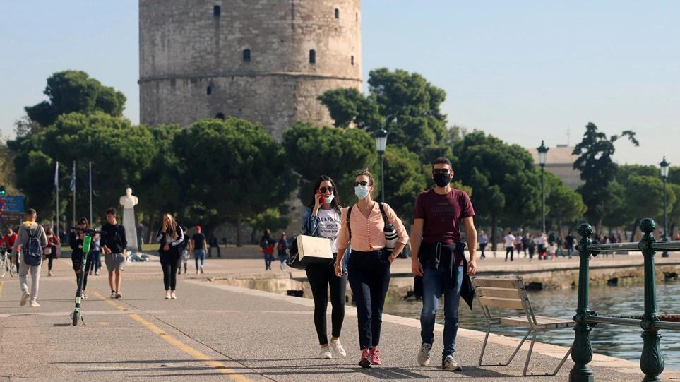 Η πανδημία «χτυπά» τη βόρεια Ελλάδα – Στη Θεσσαλονίκη τα πρώτα κλειστά σχολεία