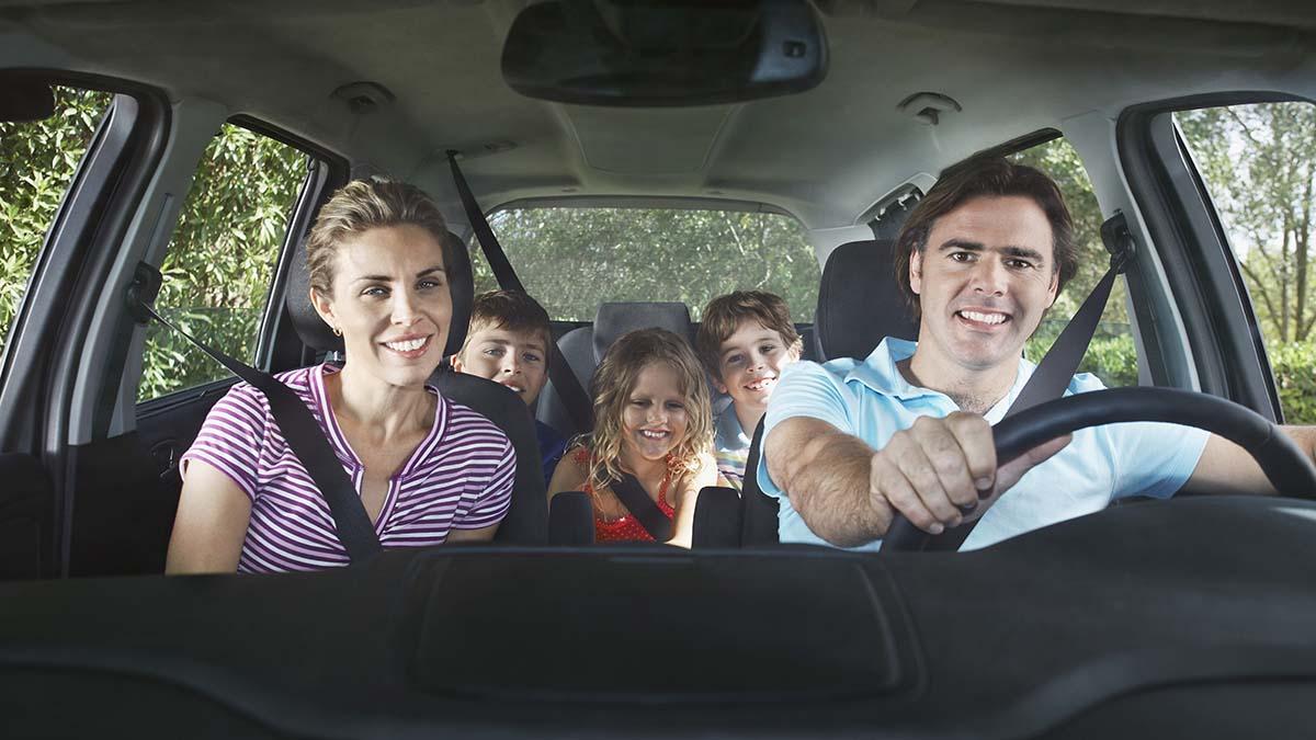 Aσφαλείς μετακινήσεις για εσάς και την οικογένειά σας