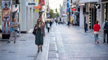 Κορωνοϊός: Άλμα σε κρούσματα και διασωληνώσεις – Στο κόκκινο η Θεσσαλονίκη, ανήμερα του Αγ. Δημητρίου